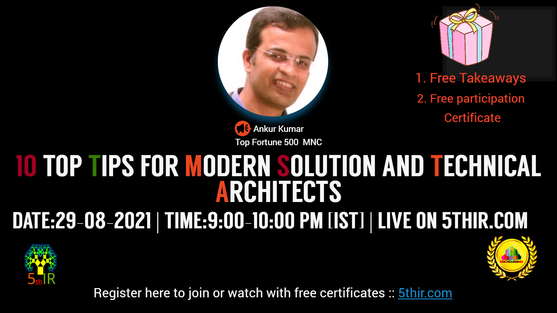 Top 10 Tips  For Modern Solution and technical Architects