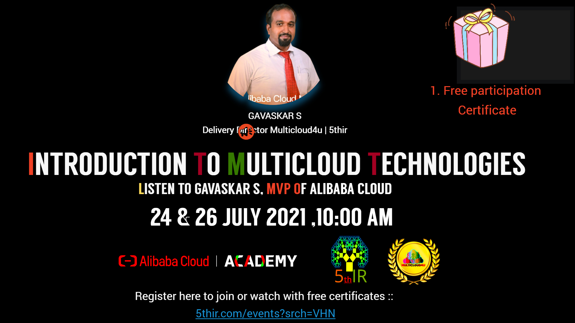 Introduction to Multi-Cloud Technologies